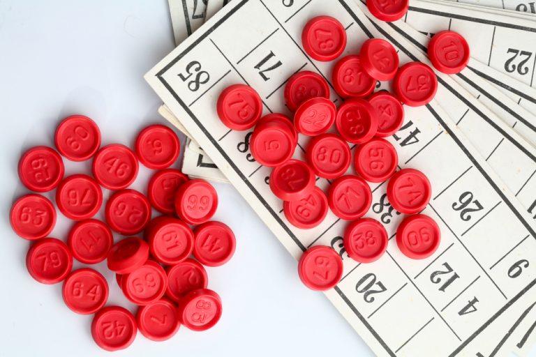 Bingo at Casino