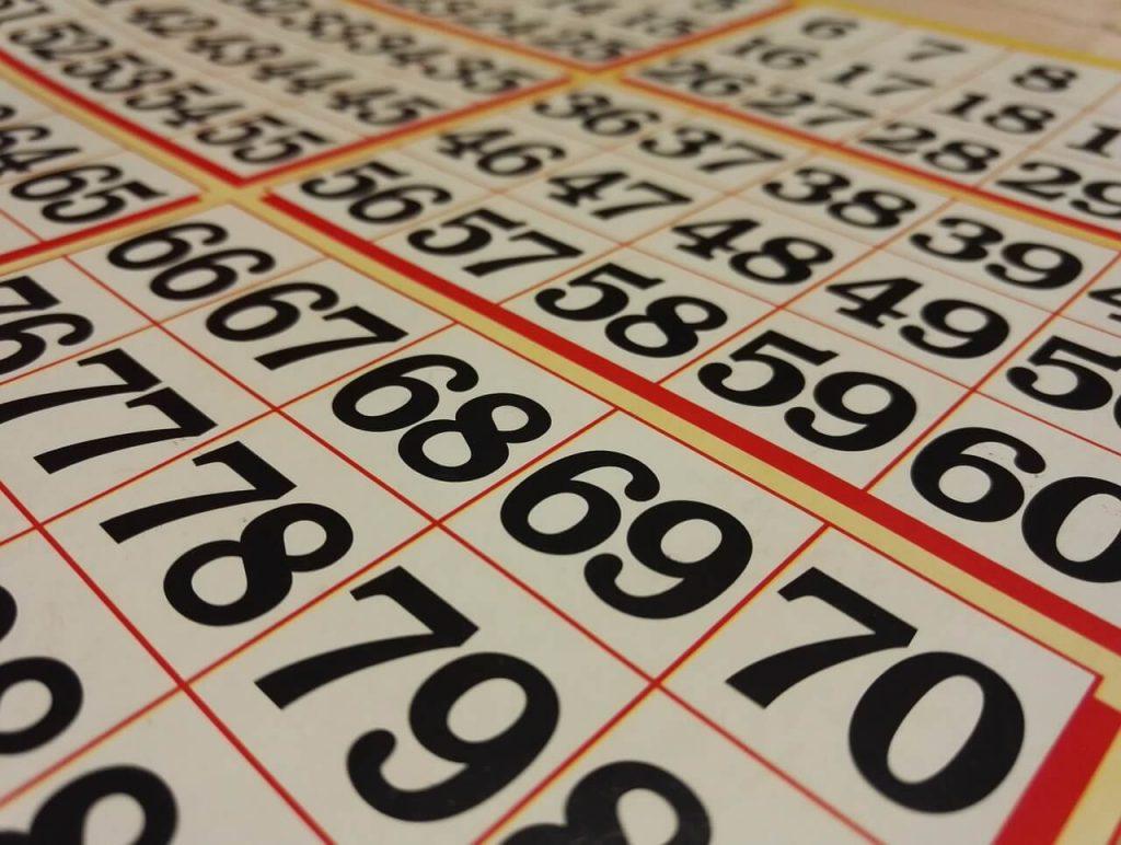 Different Bingo Winning Patterns